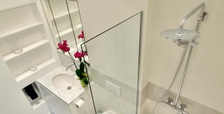 haussmannien marbre classique salle de bain invite agence avous