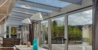 maison renovation luxe salon exceptionnel veranda parquet agence avous