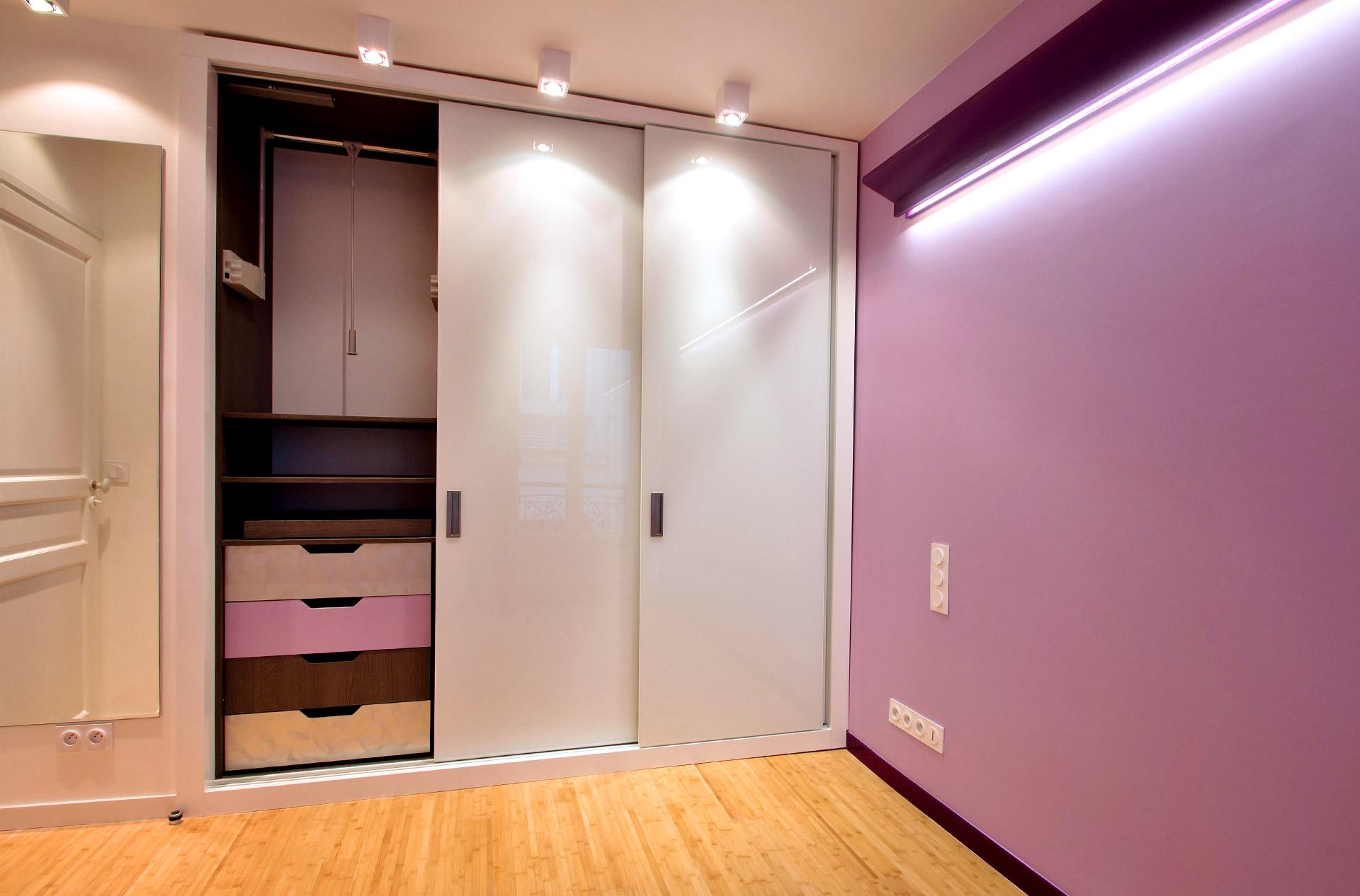 appartement mobilier sur mesure dressing agence avous