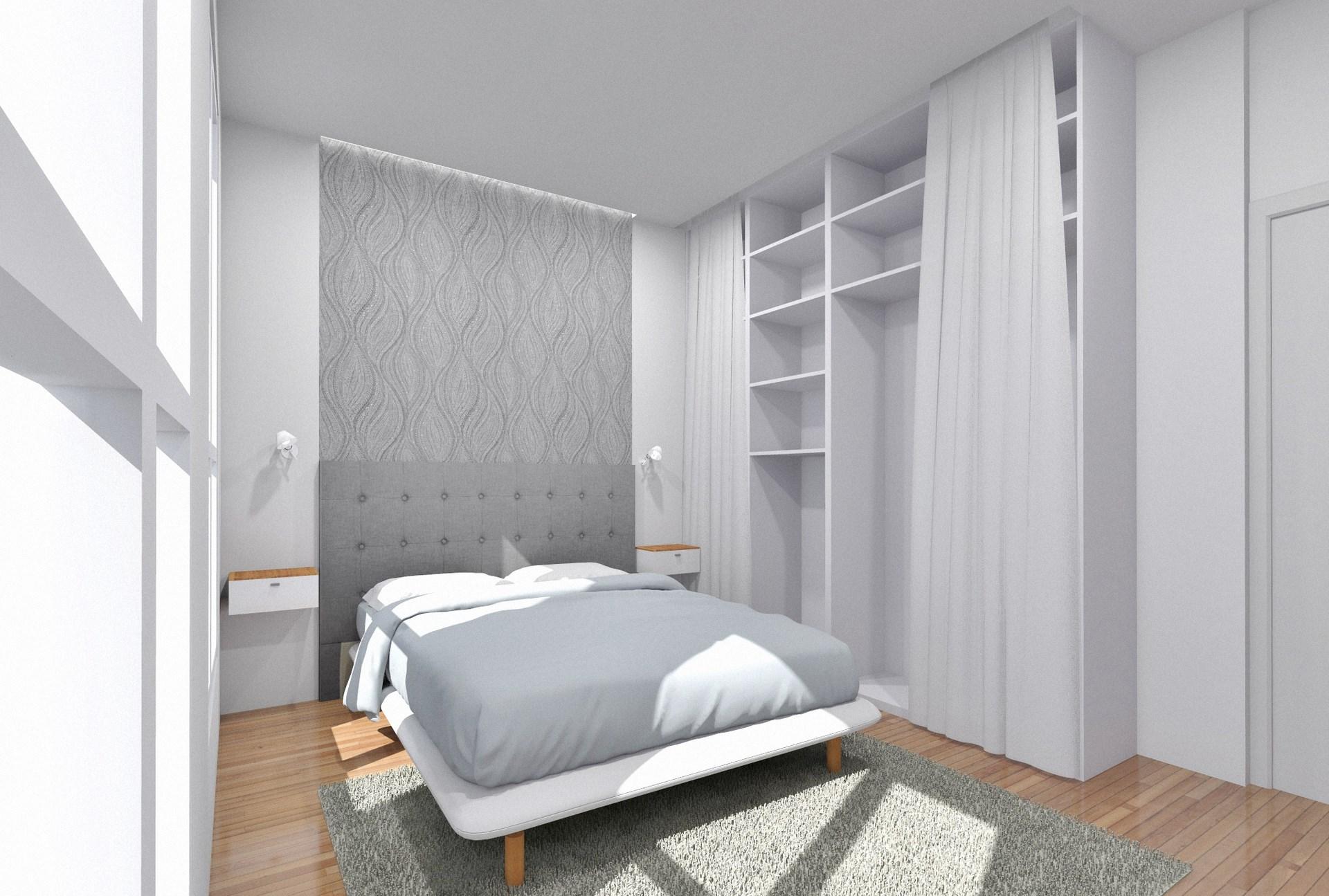 Conception chambre sans bruit sans onde appartement r publique paris 11 me for Conception chambre