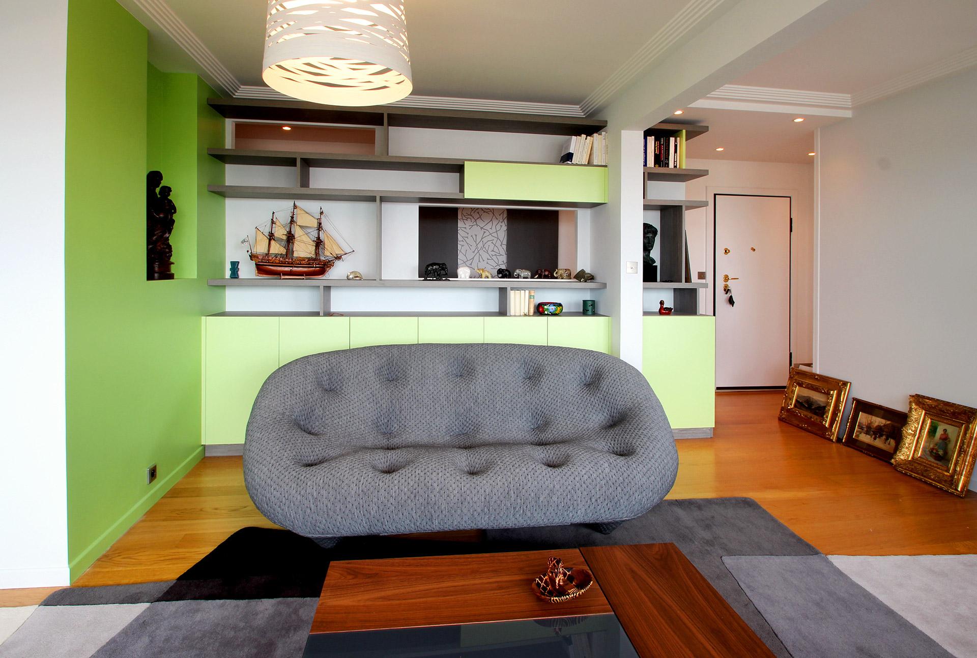 D coration appartement canap bourollec tapis ligne roset - Ligne roset canape ploum ...