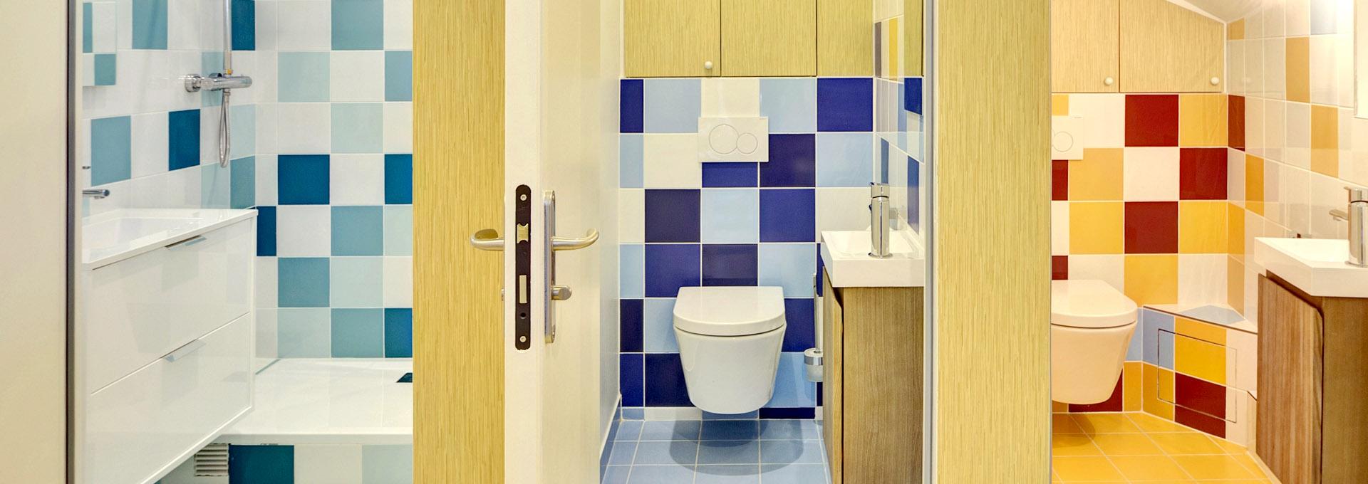 architecture interieure renovation bureau sanitaires agence avous