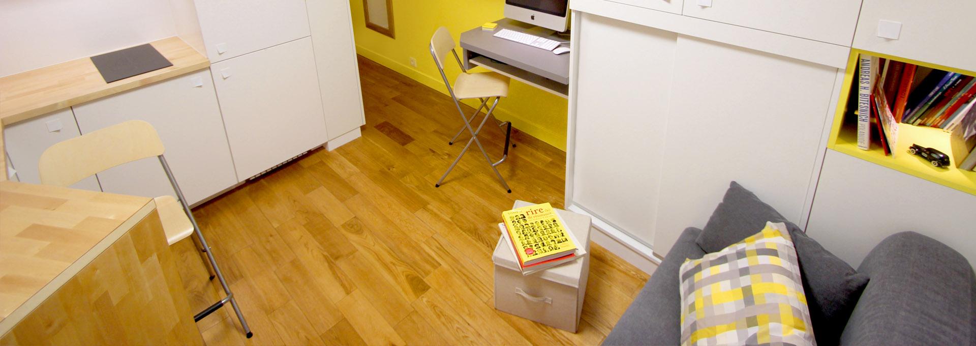 P2-Agence-Avous-Architecte-Interieur-studio-optimise-jaune-et-violet-paris-transforme-en-deux-pieces