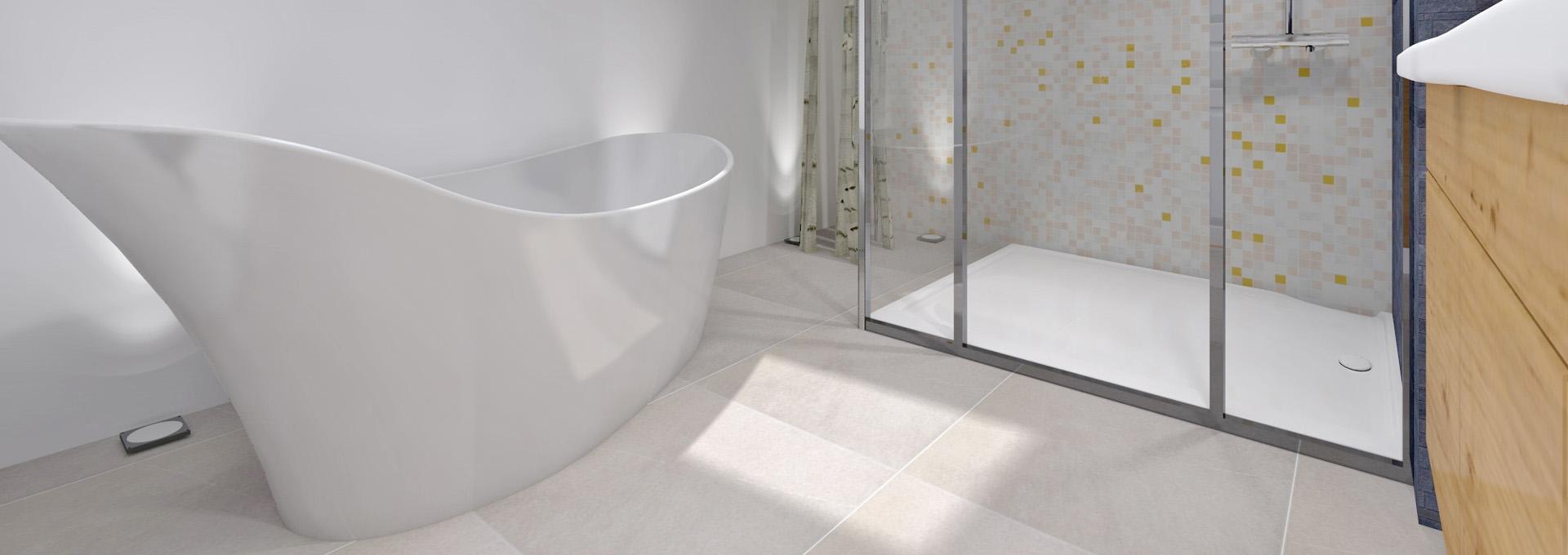 salle de bain dans comble agence avous
