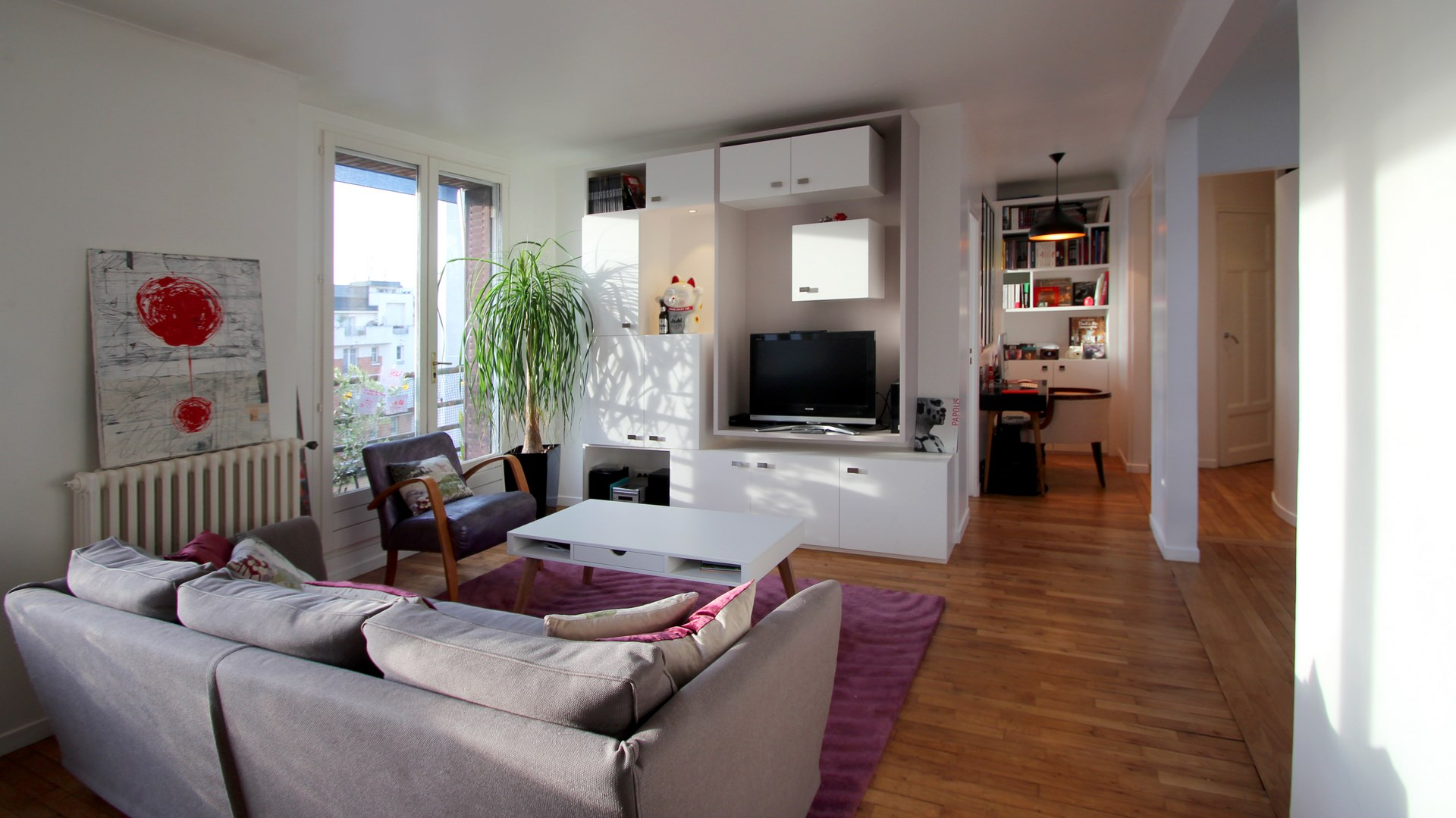 Amenagement Meuble Tv Conceptions De Maison Blanzza Com # Meuble Tv Architecte