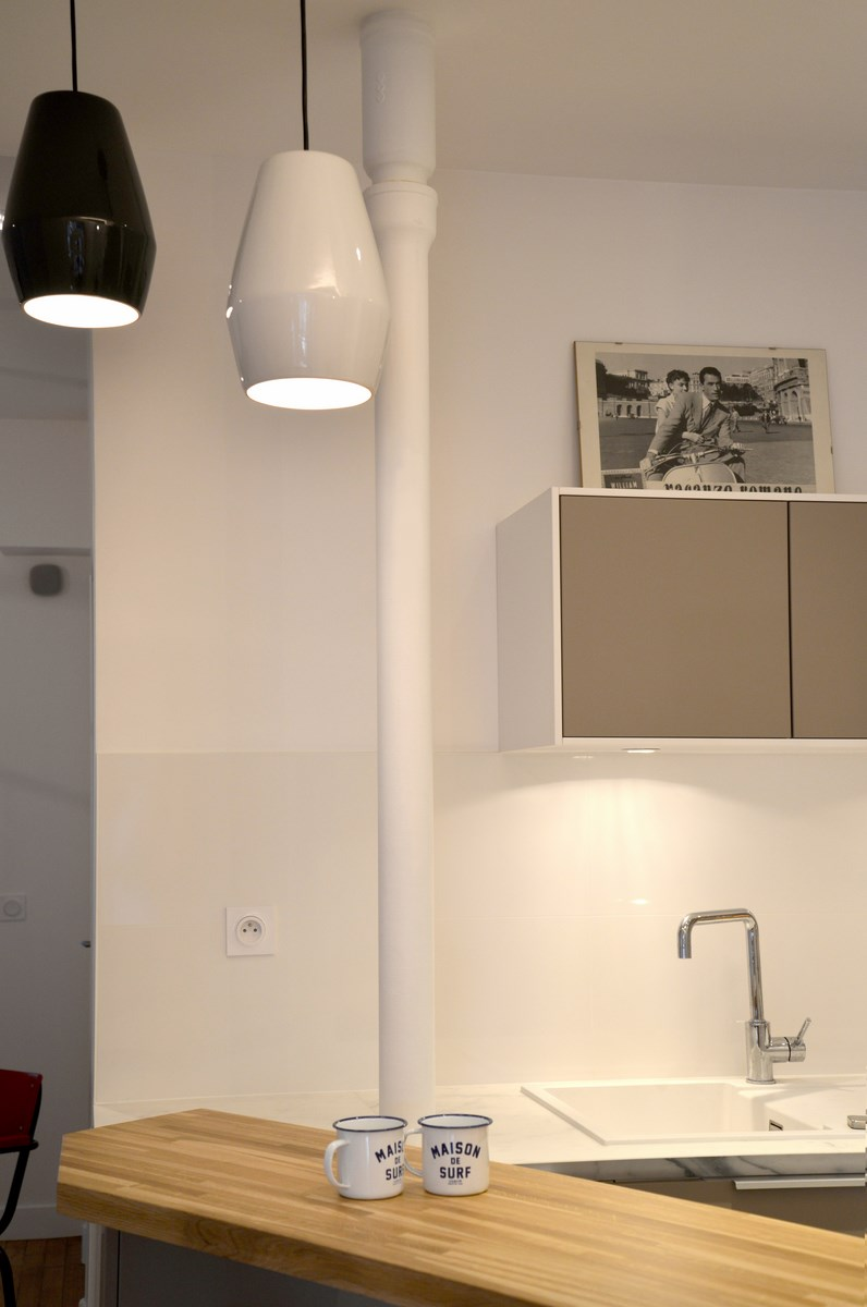 design nordique double s jour art d co. Black Bedroom Furniture Sets. Home Design Ideas