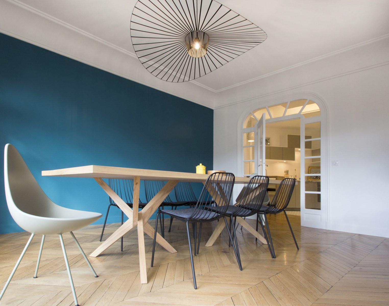 Journees architecture a vivre selection for Table salle a manger design paris