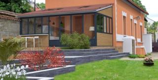 jardin terrasse piscine renovation veranda agence avous