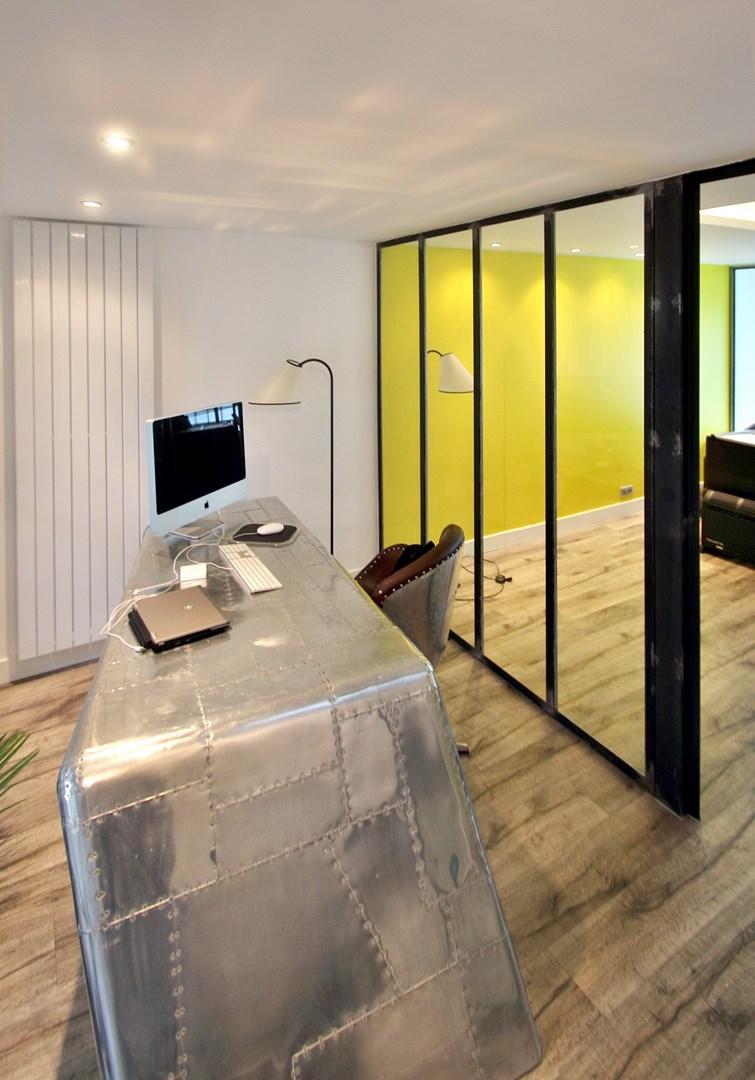 loft industriel decoration bureau aviator agence avous