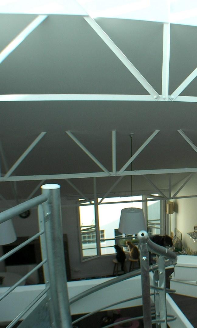 loft ancien garage industriel charpente metallique agence avous