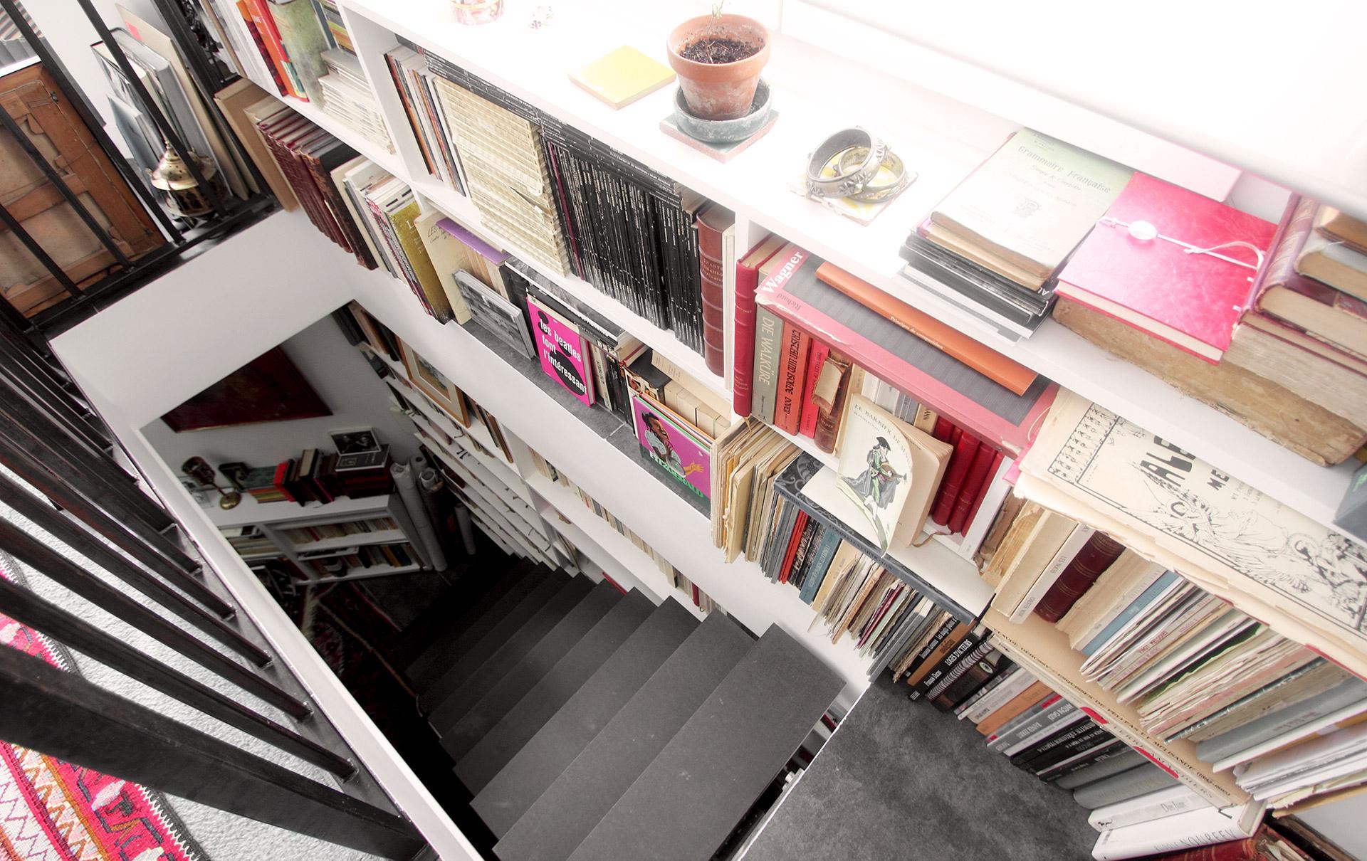 souplex verriere escalier agence avous