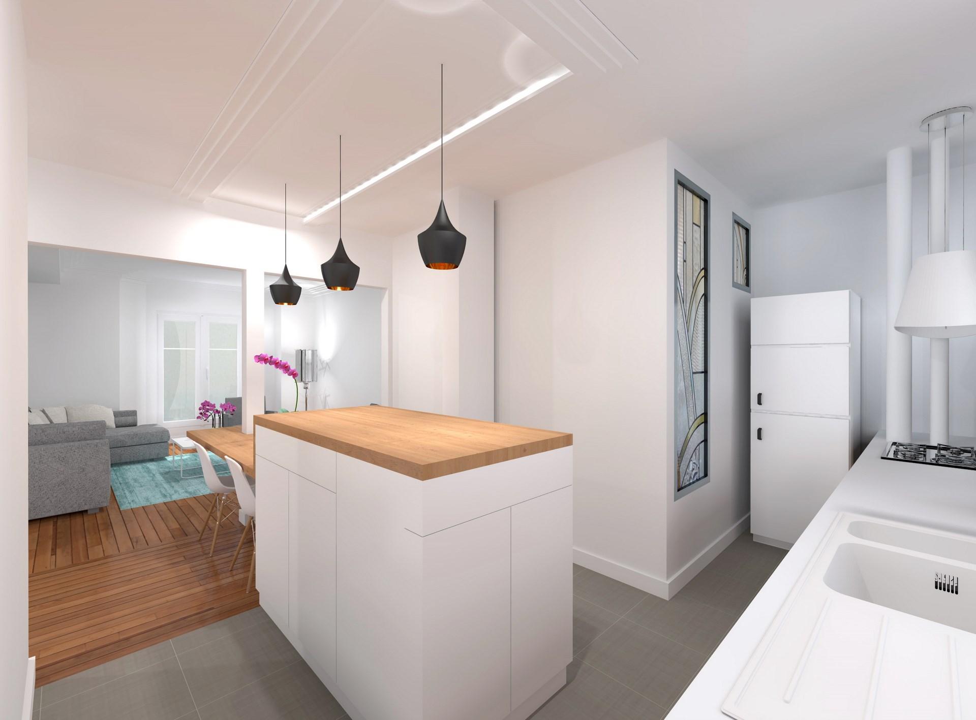 appartement style art deco renovation agence avous