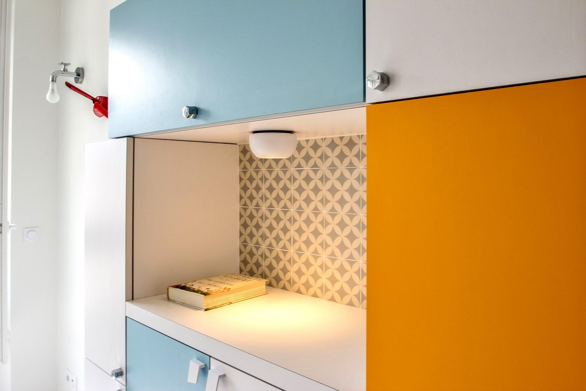 concept renovation bureau niche carrelage ancien agence avous