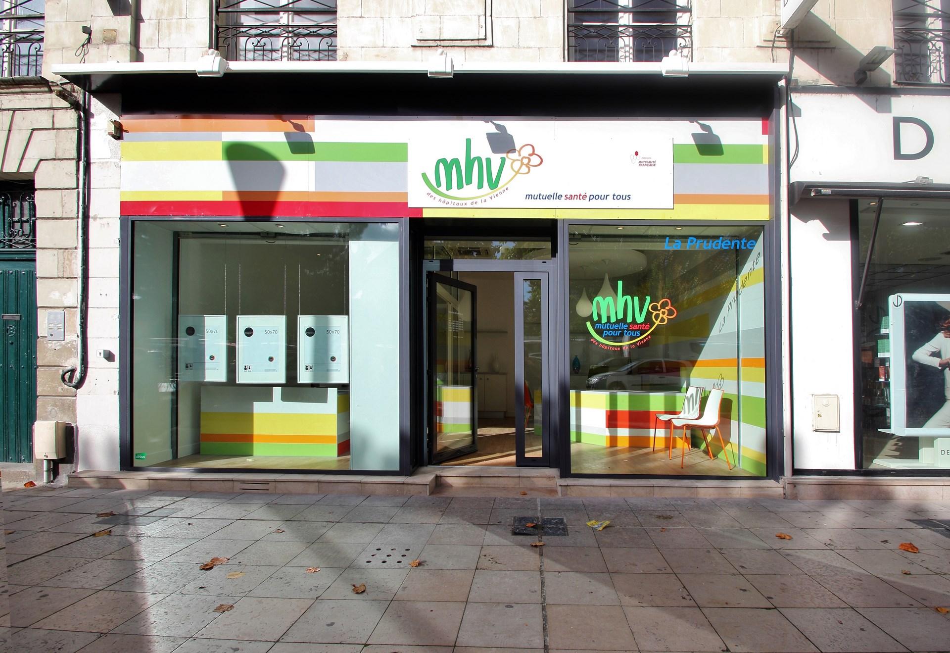 mutuelle boutique devanture agence avous