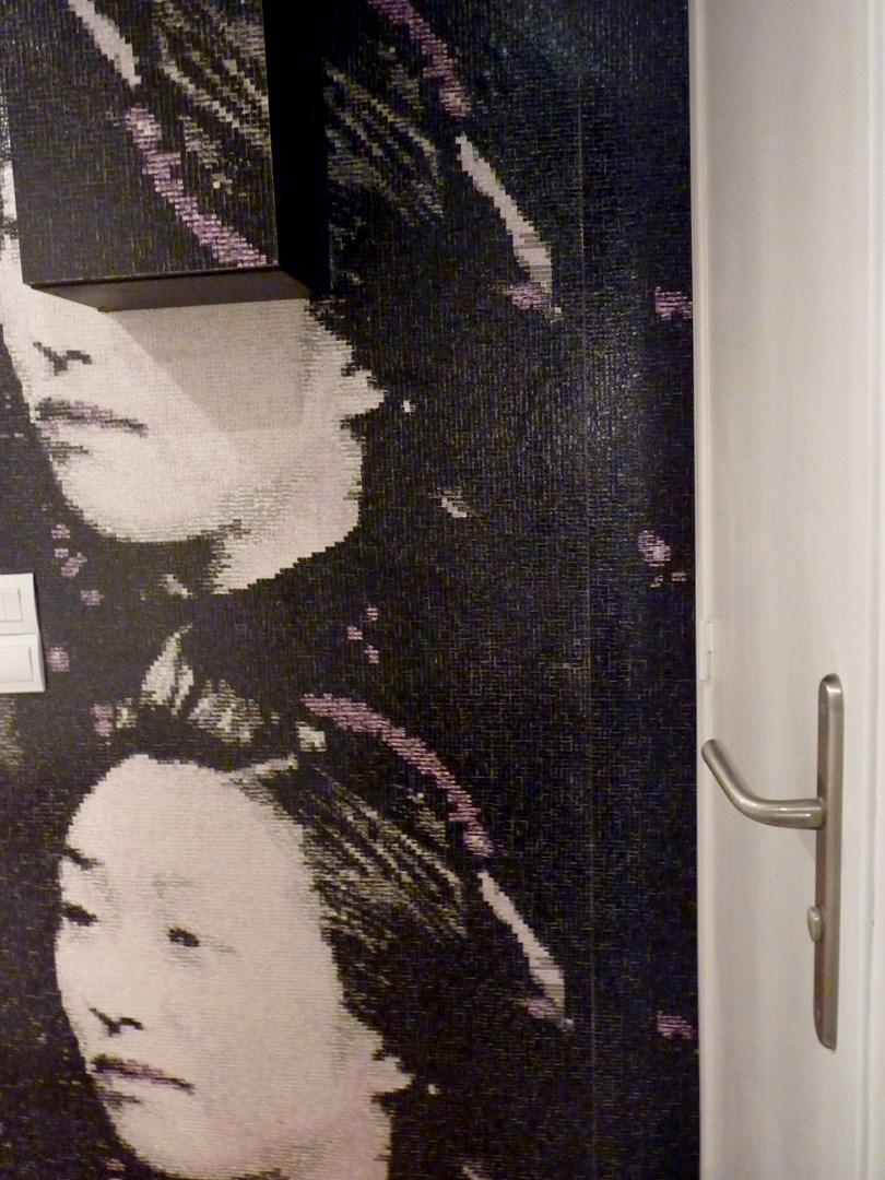 renovation 2 pieces noir et blanc papier peint agence avous