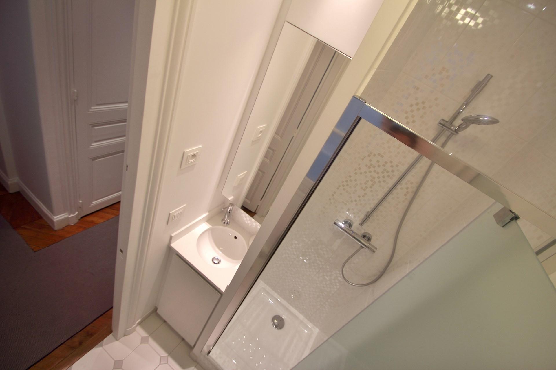 salle de douche contemporain agence avous