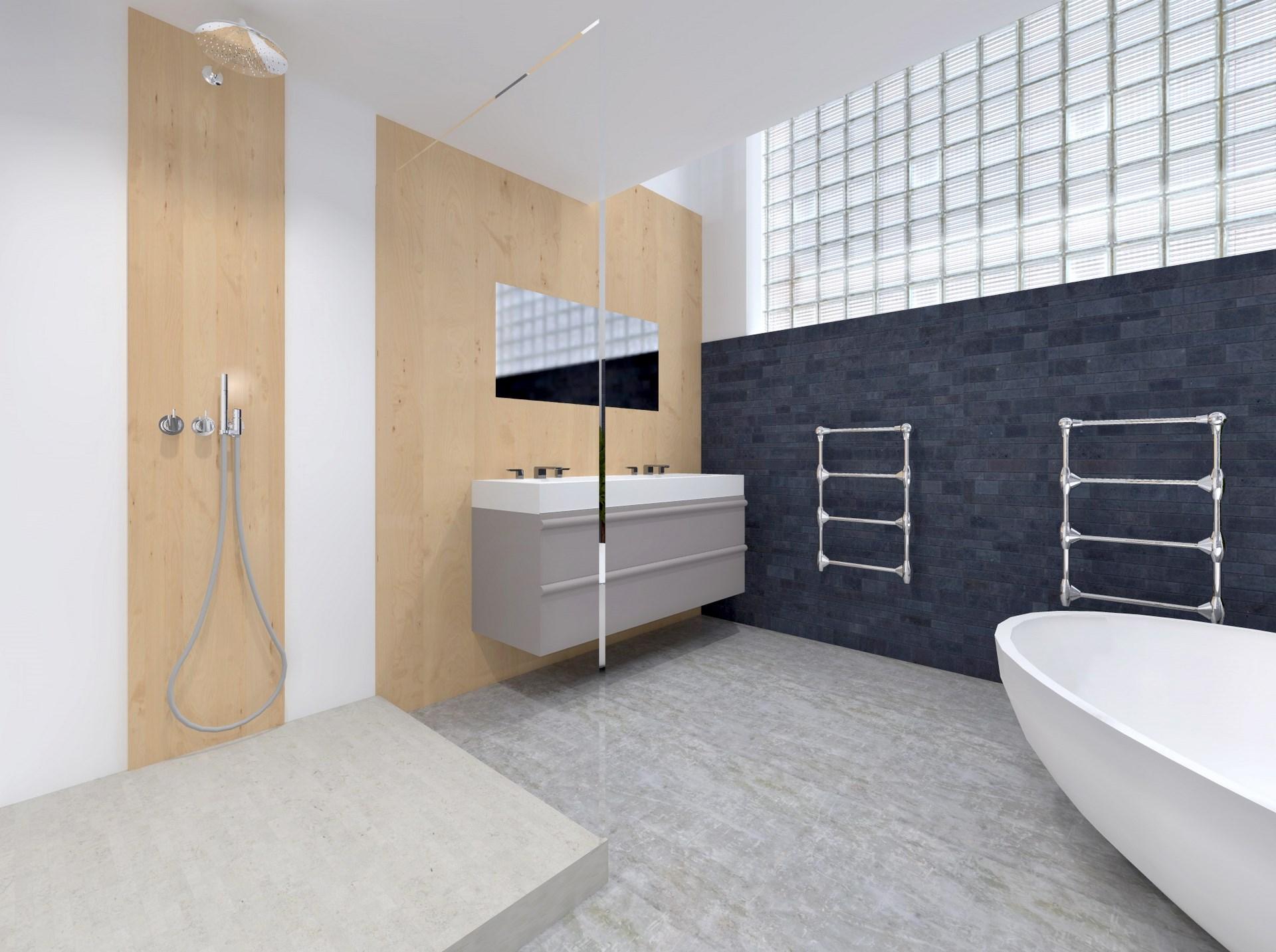creation salle de bain moderne luxe agence avous