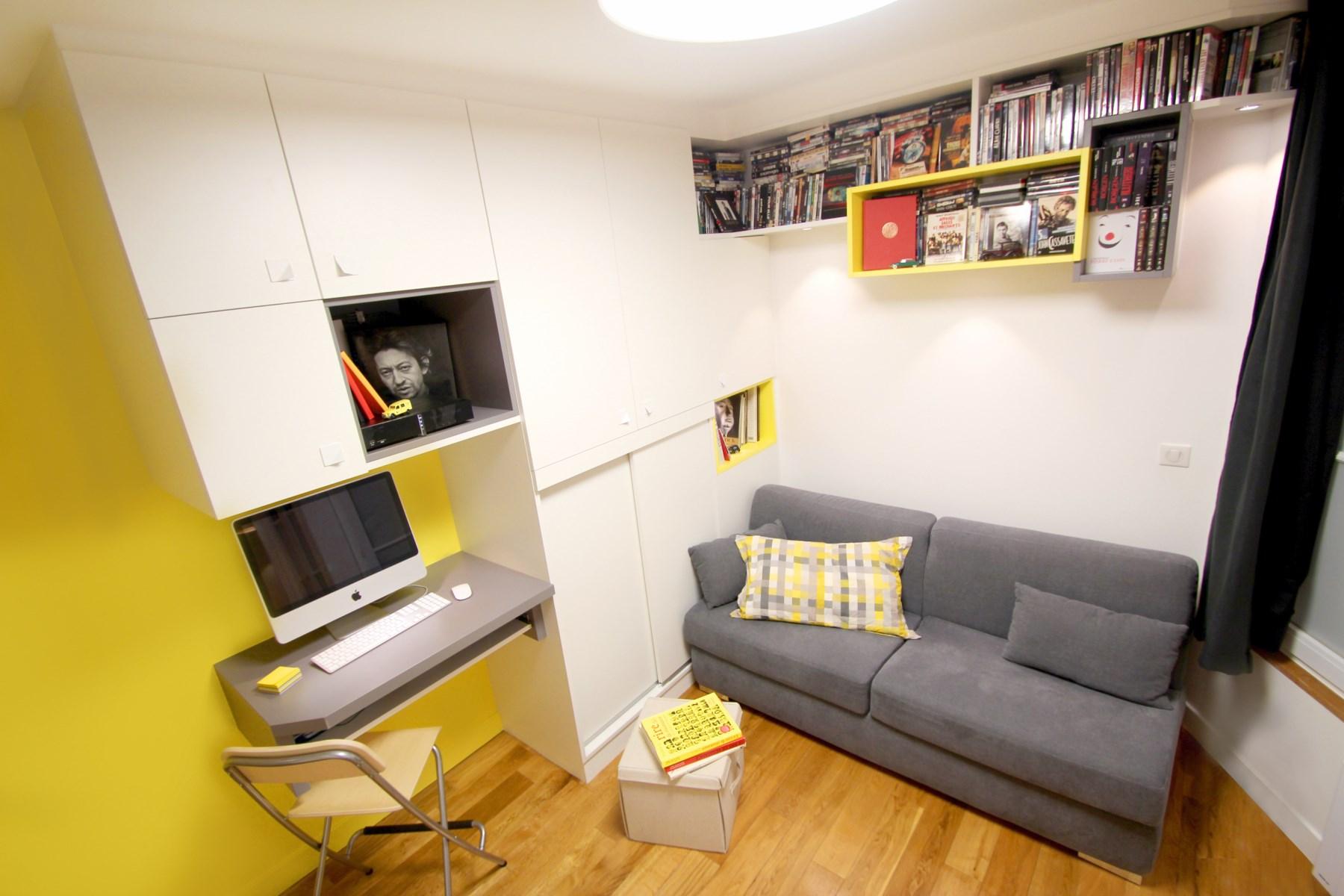 Appartement Passage Du Grand Cerf Paris Studio Transform 233