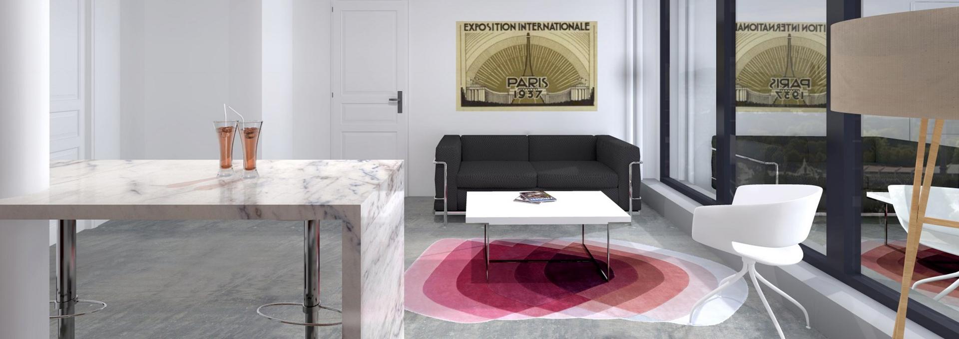 architecte interieur paris salon haut de gamme agence avous