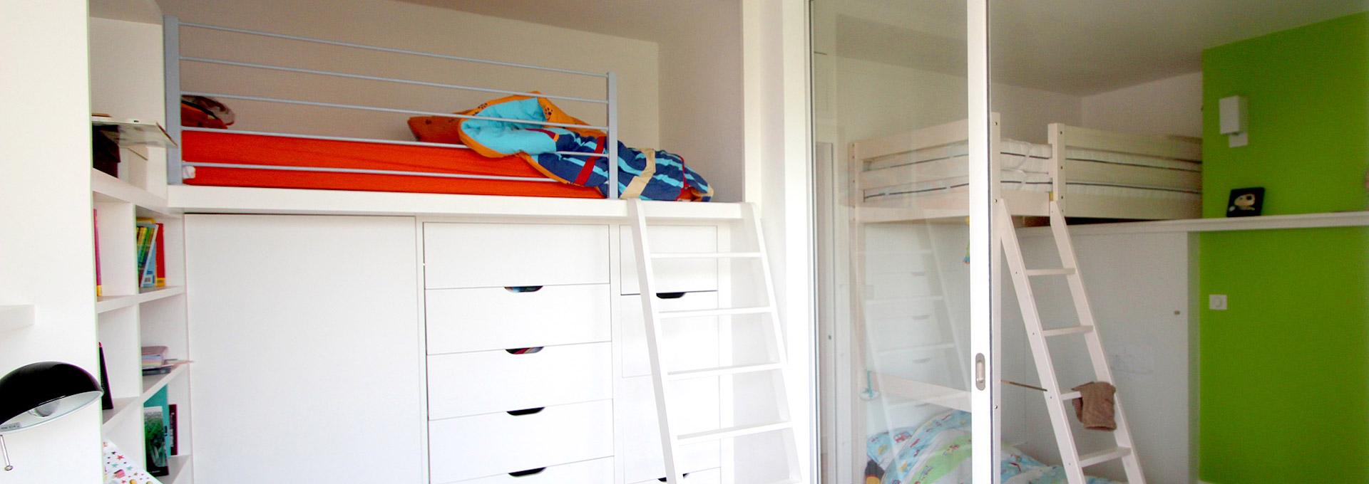 verriere atelier lit enfant mezzanine agence avous
