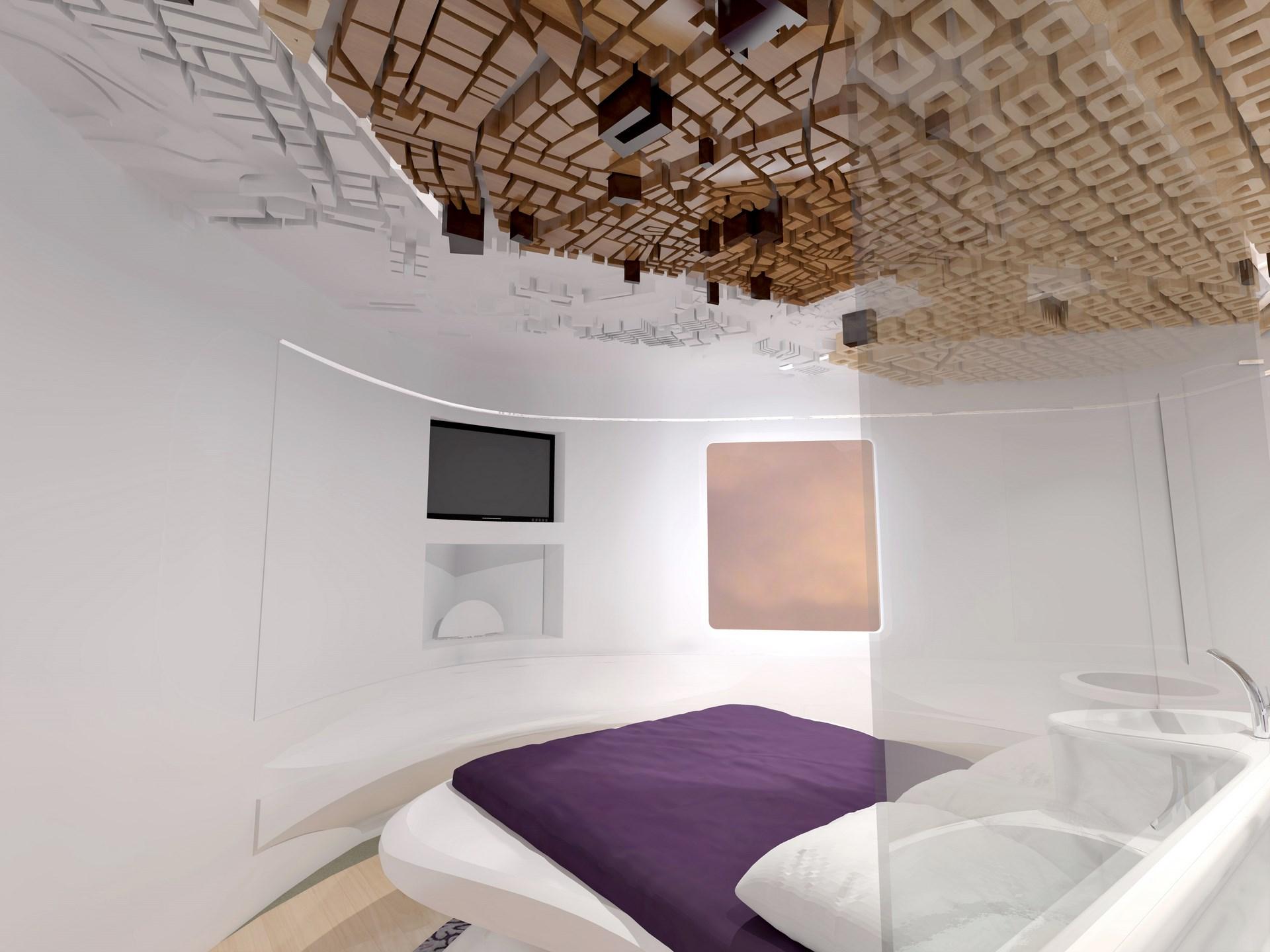 concept hotel haut de gamme agence avous