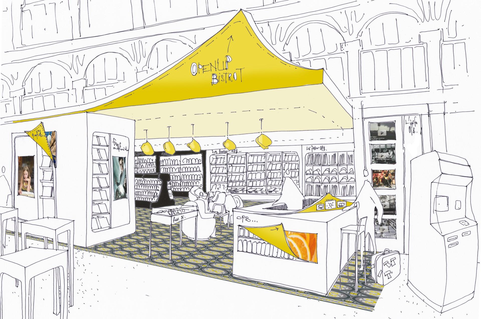 concept boutique gare restauration rapide agence avous