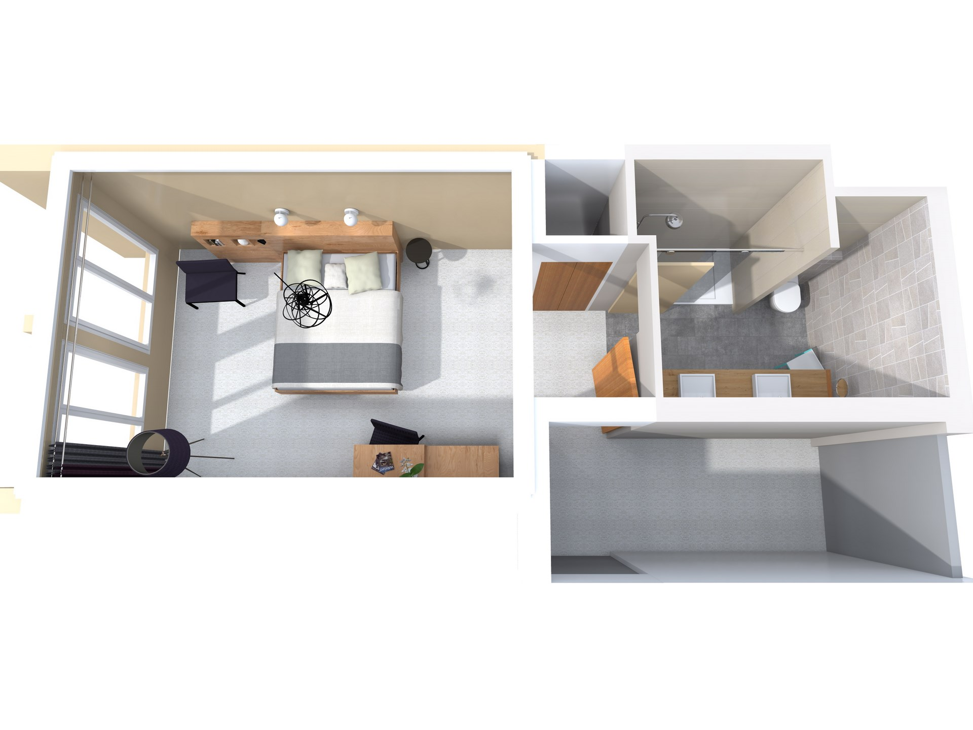 concept hotel chambre tete de lit 4 etoile luxe agence avous