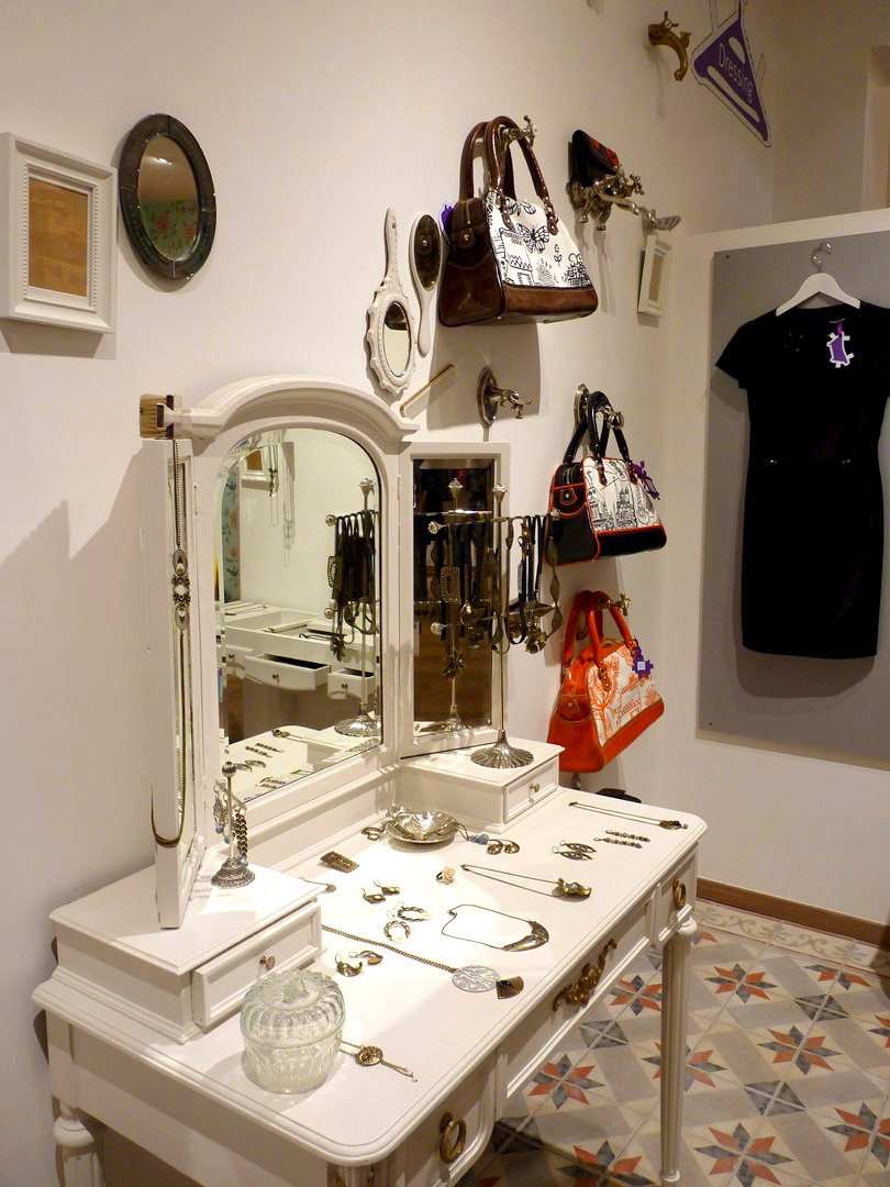 architecte concept boutique vintage bijoux chine agence avous