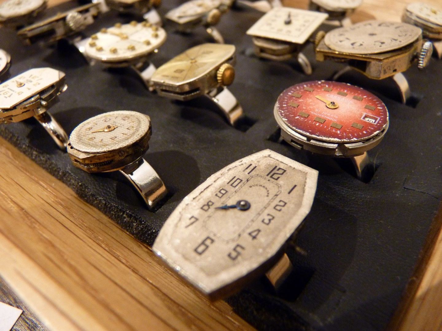 architecte concept boutique vintage montre paris agence avous