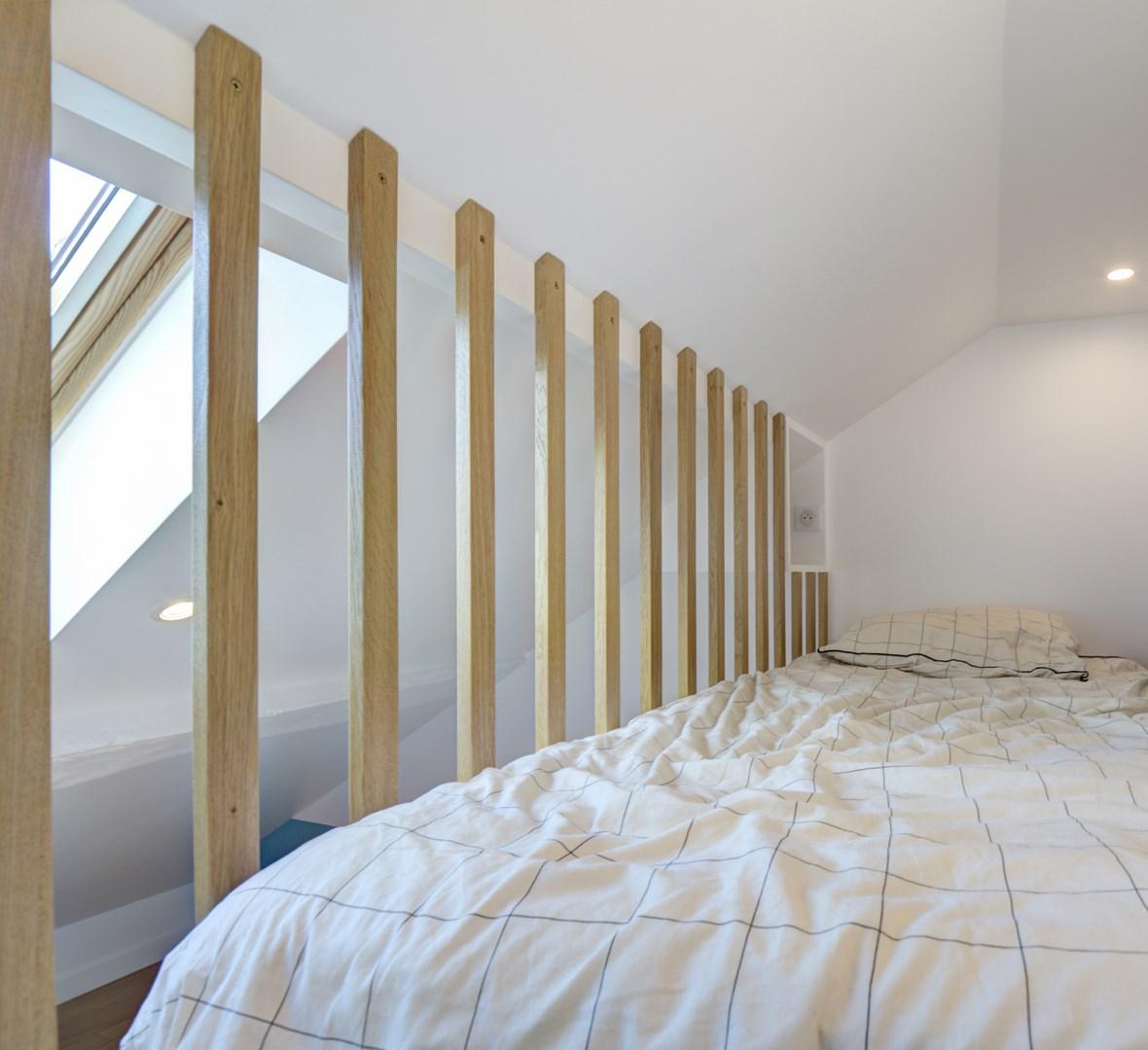 Lit Superposé Sous Pente lits cabanes mezzanine sous combles ludique